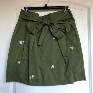 J.Crew Size 12 Skirt
